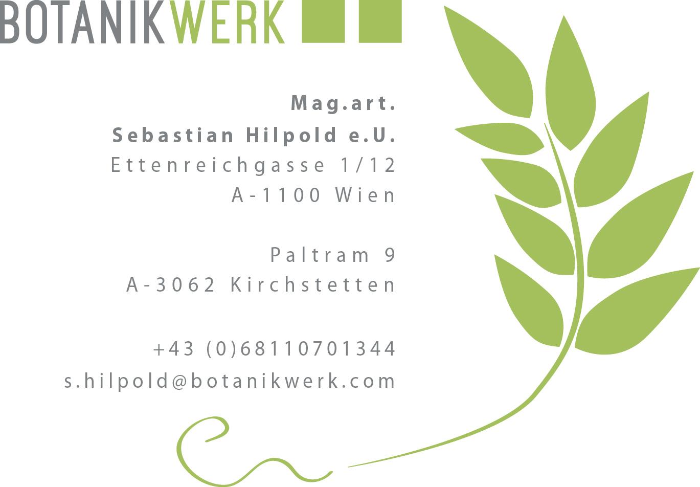 BotanikWerk Logo 2 rgb